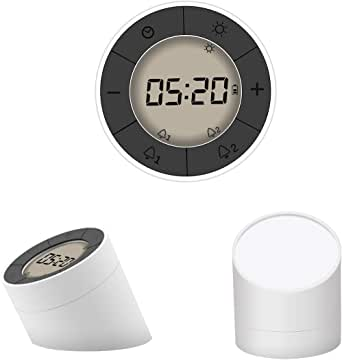 Despertador,Glisteny Reloj Despertador LED Digital con Luz