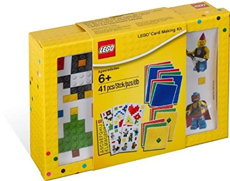 Amazon.com: LEGO Card Making Kit 850506: Toys & Games