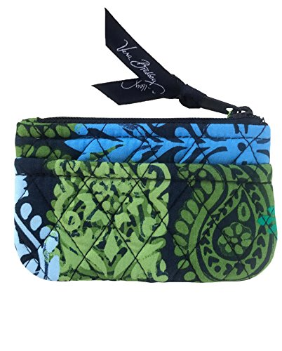 Vera Bradley Coin Purse in Caribbean Sea