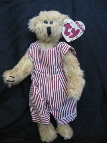 Ty Attic Treasures Tiny Tim 8'' Plush Bear