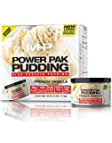 Maximum Human Performance Power Pudding Diet Supplements, Vanilla, 8.8oz - 6 Count