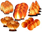 Everest Wholesale Himalayan Salt Lamp Package Deal (26 Lamps)