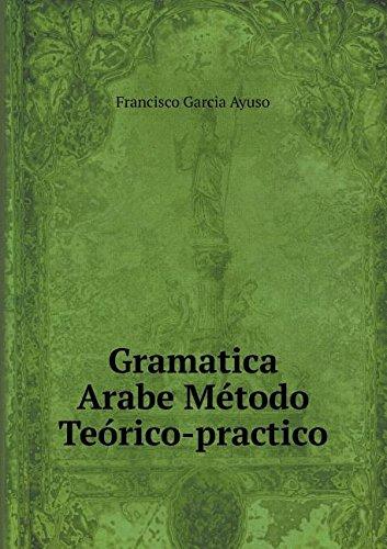 Gramatica Arabe Método Teórico-practico