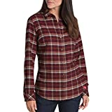 Product review for Dickies Women's Long Sleeve Plaid Shirt
