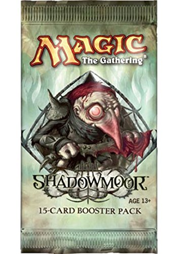 Magic the Gathering: 10th Edition MTG - Shadowmoor Booster Pack (15 cards/pack) 10th Edition Booster