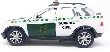 PLAYJOCS Coche Guardia Civil GT-3546: Amazon.es: Juguetes y juegos