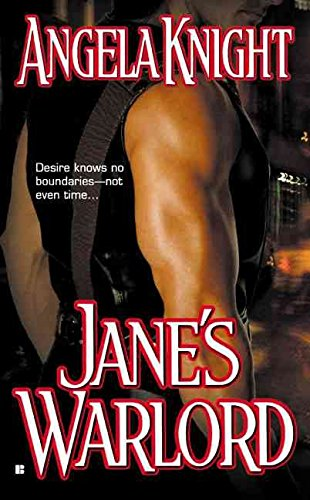 [(Jane's Warlord)] [By (author) Angela Knight] published on