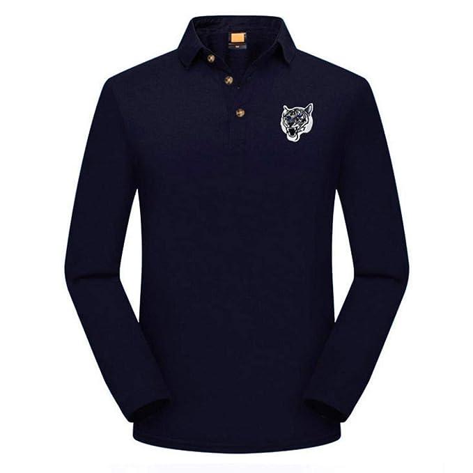 Camisa Bordado Delgado, Covermason Blusa de Polo de Moda Casual Bordada Delgada: Amazon.es: Ropa y accesorios