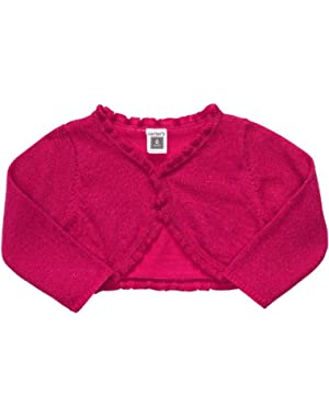 Baby Girl's Sparkly Cardigan