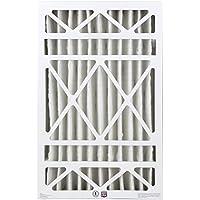 BestAir HW1625-13R Furnace Filter, 16 x 25 x 4, Honeywell Replacement, MERV 13, 3 pack