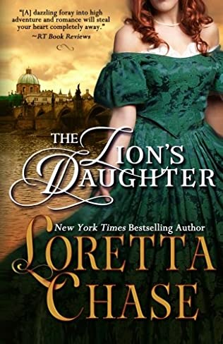 book cover of The Lion\'s Daughter