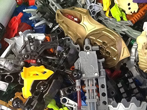 Lego Bionicle Hero Factory Loose Random Pieces 1 Lb - Parts Pieces Legos