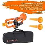 pBone PTRUMPET1Y Jiggs pTrumpet Plastic Trumpet