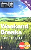 Weekend Breaks from London, TIME OUT, 0141013575