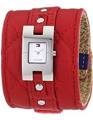 Tommy Hilfiger Women's Quartz Watch 1700342 1700342 with Leather Strap
