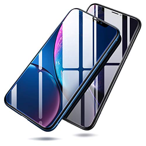 - Screen Protector Compatible iPhone XR, [2-Pack] iPhone XR Tempered Glass Screen Protector for Apple 6.1 (2018), Ultra Slim [Case Friendly] & Anti-Fingerprint by Ainope[Transparent]