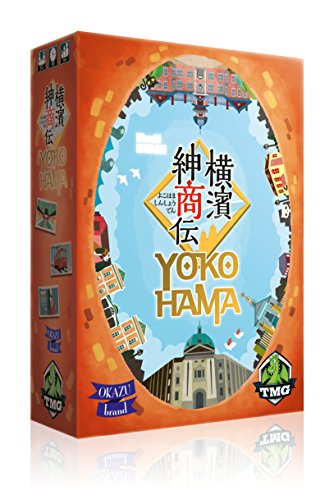 Tasty Minstrel Games Yokohama Board Game by Tasty Minstrel Games