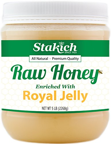 Stakich Royal Jelly Enriched Honey product image