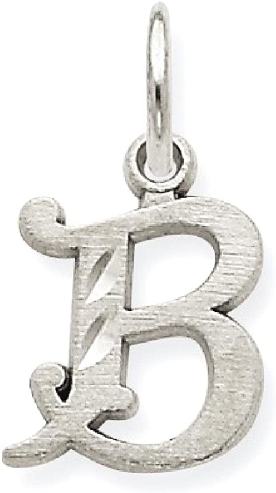 14k White Gold Initial Monogram Name Letter B Pendant Charm Necklace Fine Jewelry For Women Gifts For Her 6180qpRo2-LUL1000_