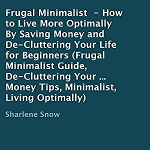 Frugal Minimalist Audiobook