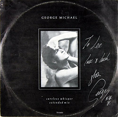george-michael-signed-careless-whisper-lp-single-album-cover-bas-a020