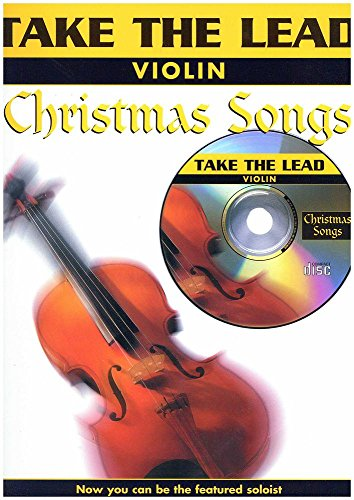 Take The Lead: Christmas Songs, Violin (The Song Sheet Lead Christmas)