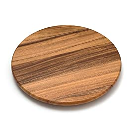 Lipper International Acacia Lazy Susan