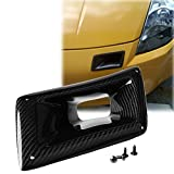 Real Carbon Fiber Air Intake Duct for Nissan 350Z 2003 2004 2005 2006 Warranty