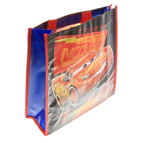 Lightning Collectible - Fad Habit Disney Pixar Cars 3 Lightning McQueen Reusable Collectible Tote Bag