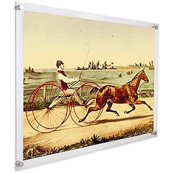 Amazon Com Wexel Art 28x40 Inch Double Panel Framing