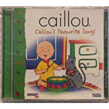Sears Caillous Favourite Songs (Cd)