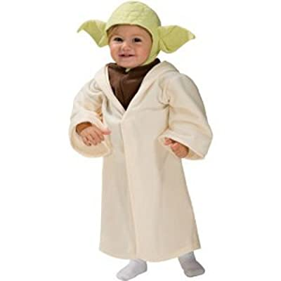Yoda Costume - Toddler: Clothing