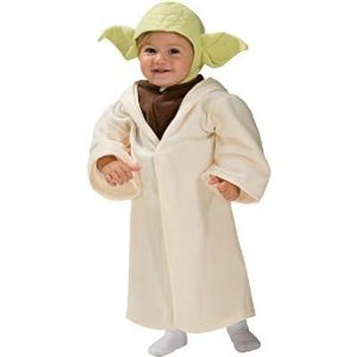 Yoda Costume - Toddler: Clothing