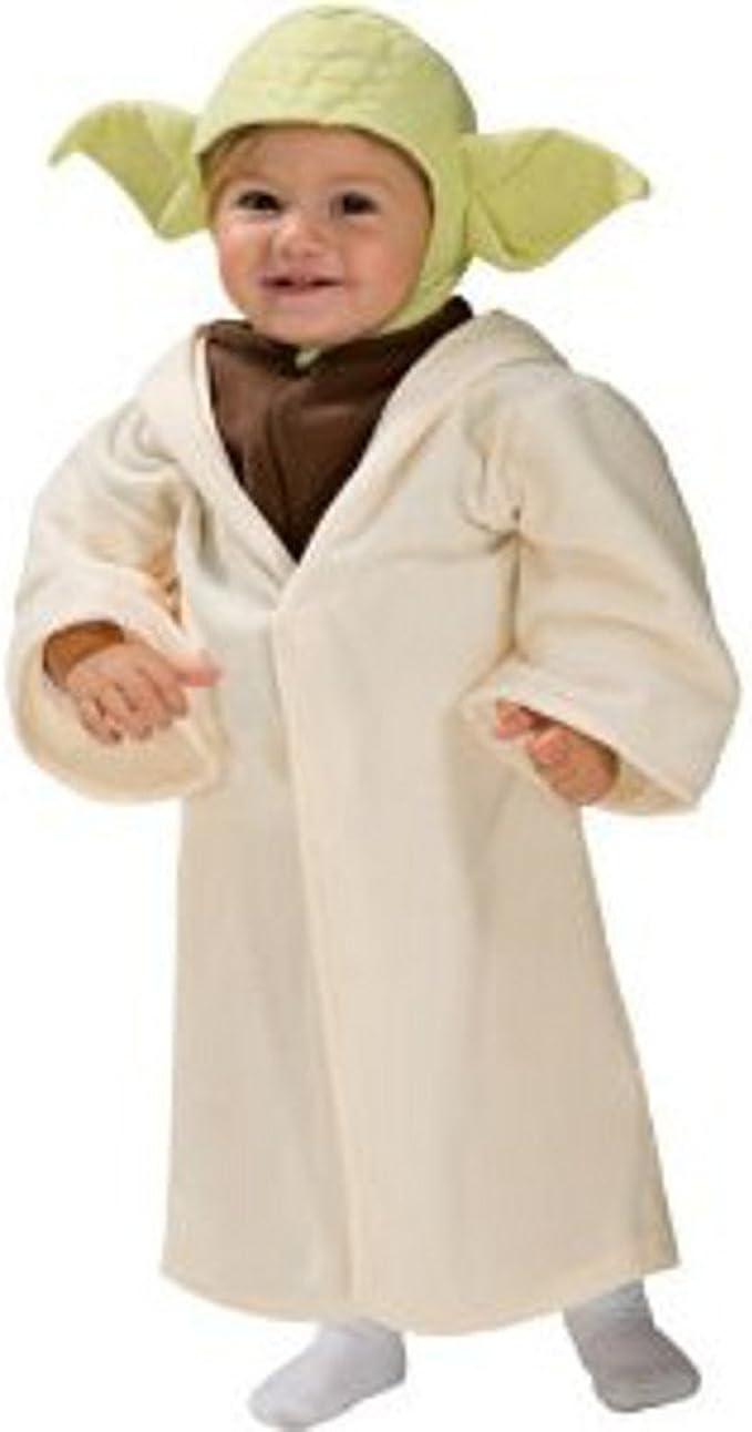 Costume Halloween Yoda.Amazon Com Yoda Costume Toddler Clothing