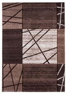Luxor Living 1100325 - Alfombra, color marrón