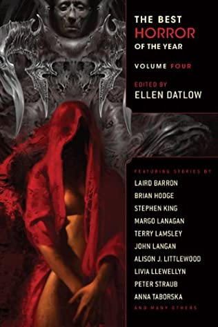 book cover of The Best Horror of the Year Volume 4