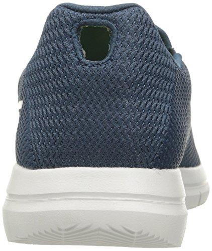 Homme De Go gray Chaussures Flex Running 2 Bleu navy Skechers zISwOqYY