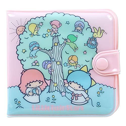 Sanrio Original Little Twin Stars Kinder-Geldb/örse