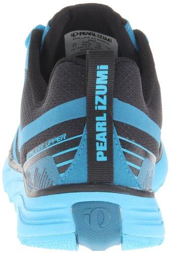 Pearl Izumi Em Trail N 2 Black/mykonos Blue Nur Export! - 11.0