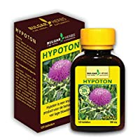 Hypoton - for Treatment of Low Blood Pressure (Organic Product) 120 Tablets, 500...