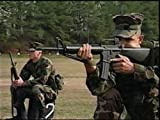 Army USAF USMC M-16 Assault Rifle Old Films Cycles Aiming DVD