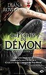 Kara Gillian, tome 4 : Les péchés du démon par Rowland
