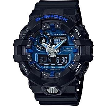CASIO Herren-Armbanduhr GA-710-1A2ER