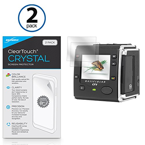 Computers/tablets & Networking Monitors, Projectors & Accs Aggressive Atfolix Glass Protective Film For Hasselblad Cfv-50c Glass Protector Fx-hybrid