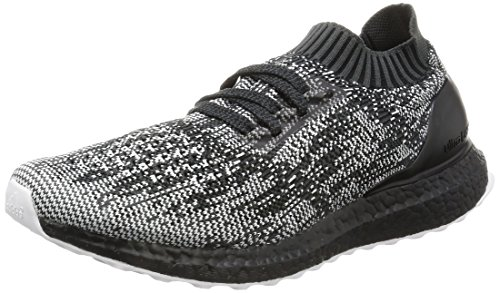 Uncaged Adidas white Ultra Boost Black EWS7q