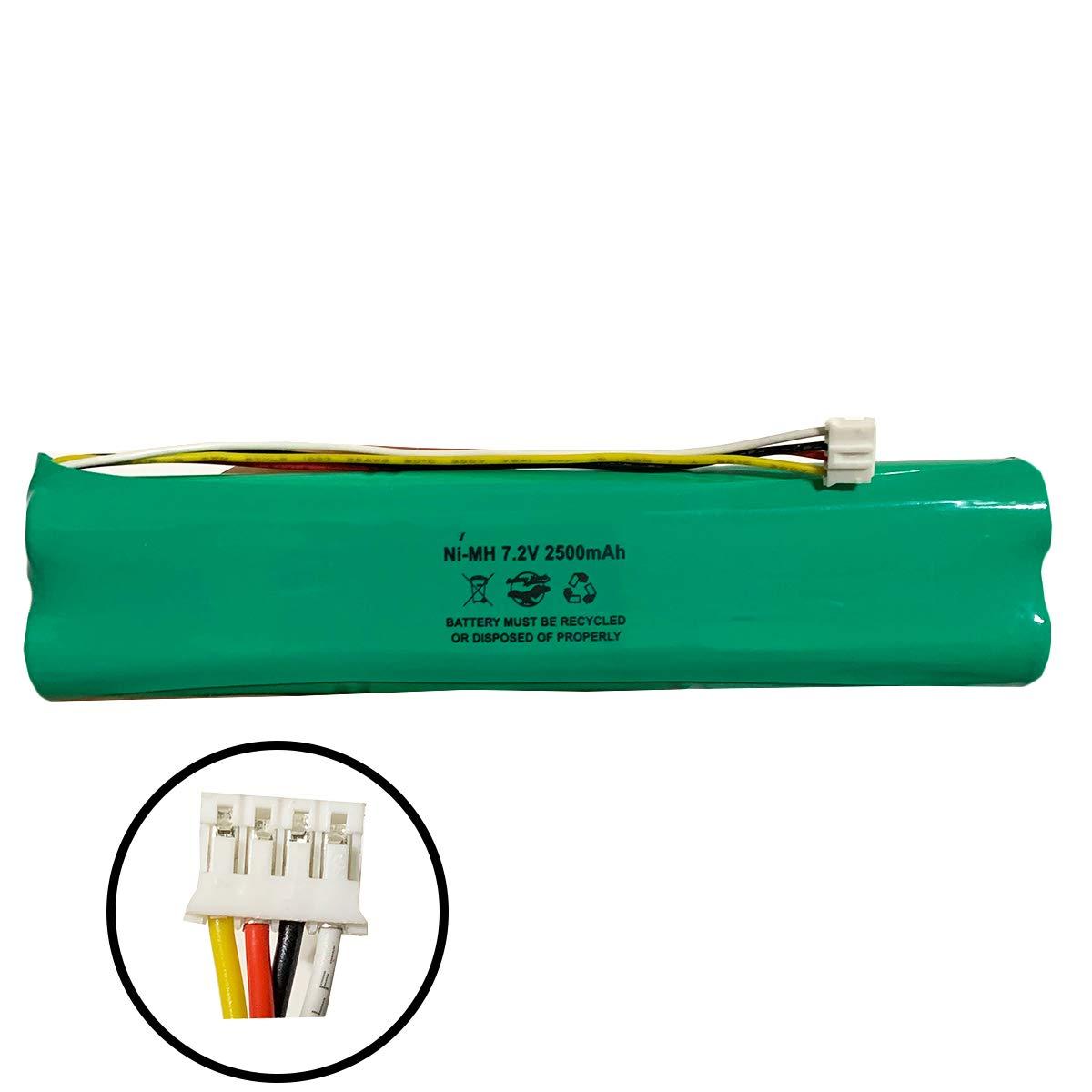 BP1735 Fluke Battery BP-1735 Biomedical Varta 6/VH2700 ANIC1822 Batteryhawk, LLC by Batteryhawk, LLC