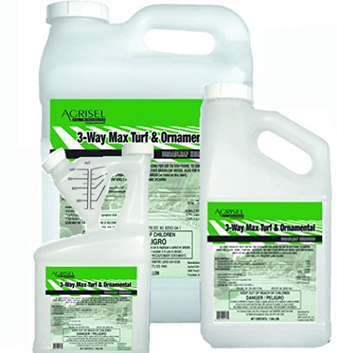 APS 3 Way Max Turf Ornamental Broadleaf Herbicide 2.5 Gal...