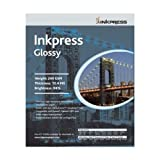 Inkpress Inkjet Photo Glossy Paper 11x17 100 Sheets