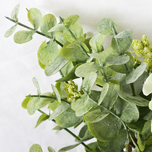 Li-Hua-Cat-Simulation-Flower-Small-Dew-Lotus-Gypsophila-Eucalyptus-Leaves-Bouquet-Artificial-Flower-Plant-Home-Wedding-Green-Plant-Decoration-Hydrangea-Bouquet-Green