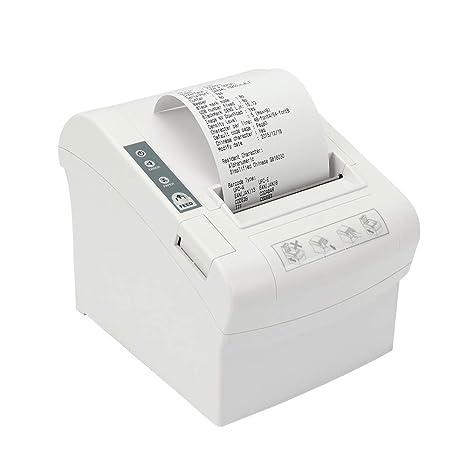59dc908189 3'1/8 80mm Stampante per Ricevute Termiche/USB/Seriale/Ethernet ...